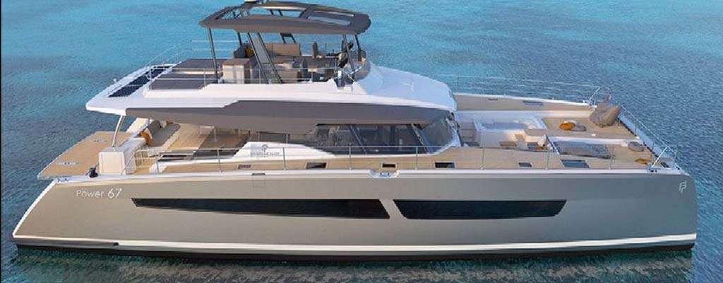 Fountaine Pajot Power 67