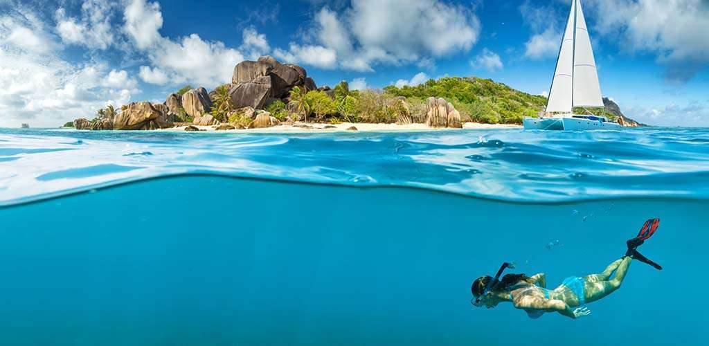 Diving And Snorkeling In Seychelles