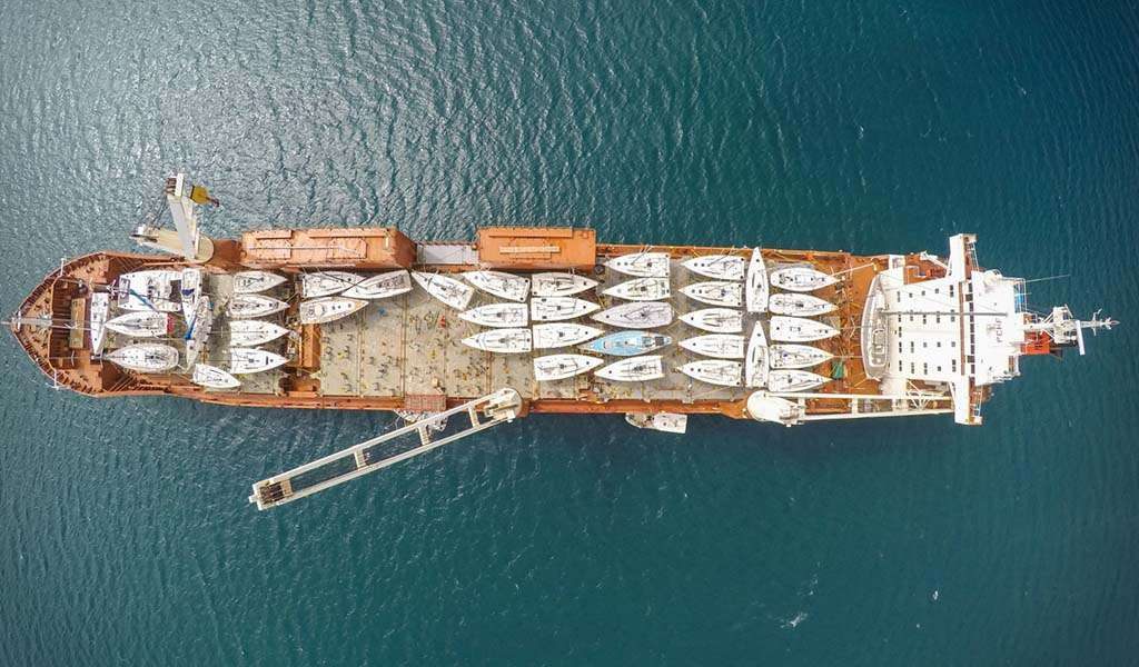 How to Shipping a Boat overseas