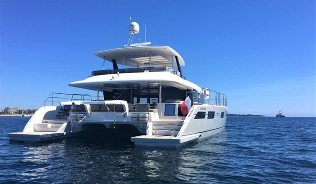 Lagoon 630 Power – Oryx In South Of France