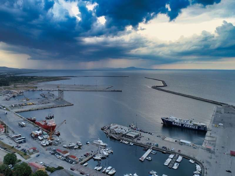 Port Authority of Alexandroupolis for sale   Investment » Marine Project